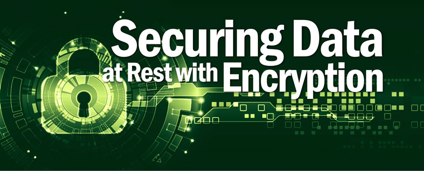 Securing Data at Rest with Encryption