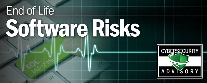 End Of Life Software Risks